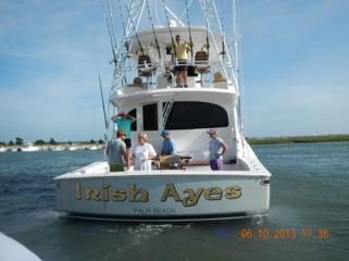 Irish Ayes